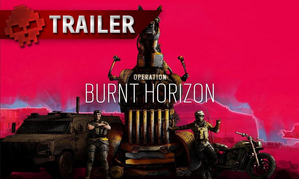 Operation Burnt Horizon Vignette Trailer