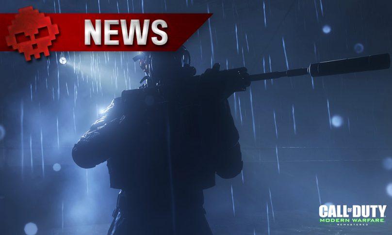 CoD: Modern Warfare Remastered – Configuration minimum requise