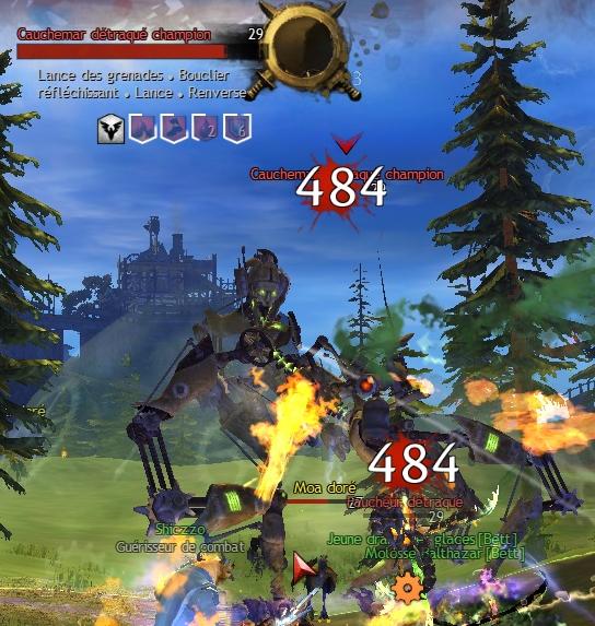 guild wars 2 succes chaos mecanique
