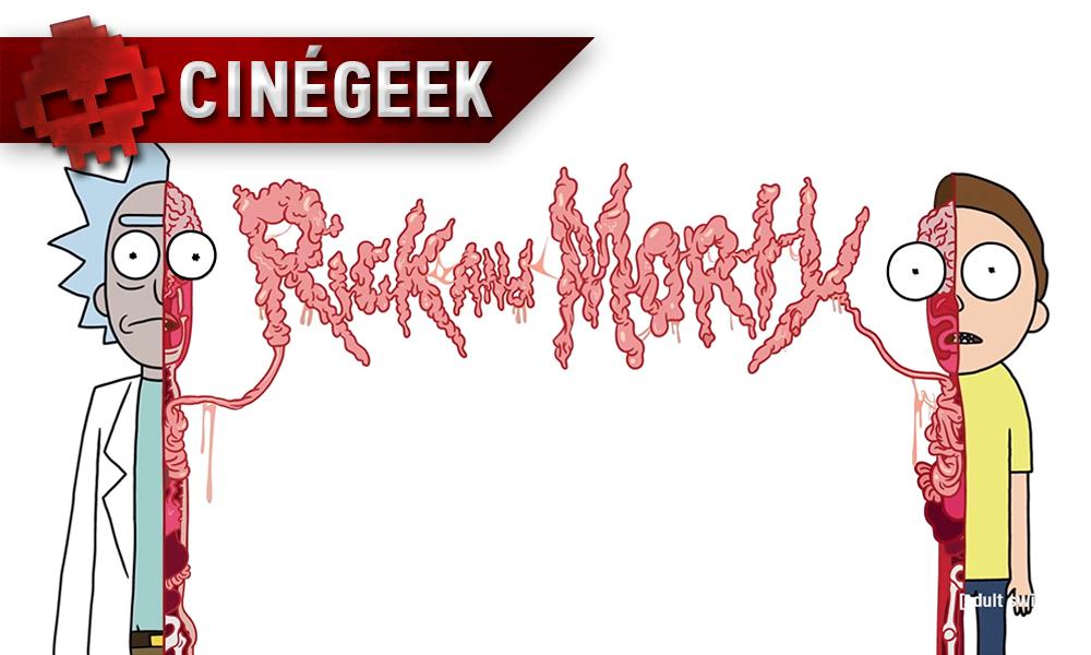 La saison 4 de Rick & Morty débarquera en novembre depuis la