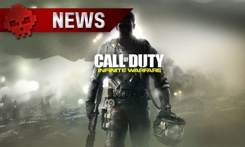 CoD: Infinite Warfare - Préchargez le jeu