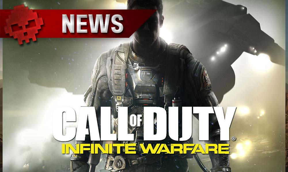 CoD: Infinite Warfare - Un bon lancement mais moins de ventes