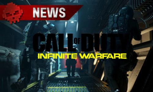 CoD: Infinite Warfare - De la VR et deux modes