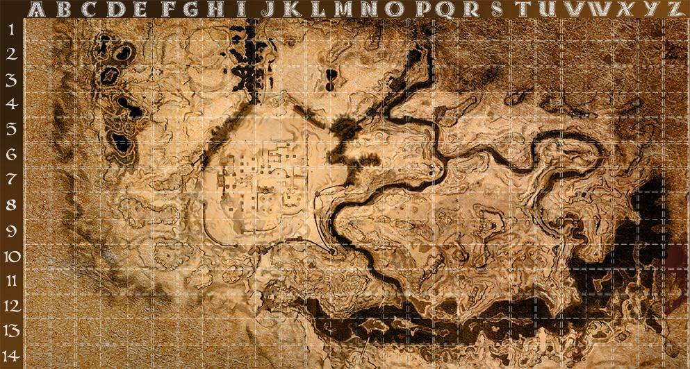 Guide Conan Exiles - Farmer l'XP carte du jeu