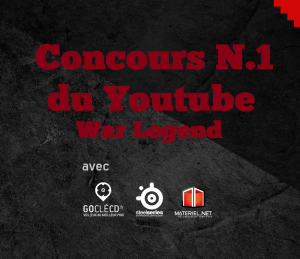 War Legend Concours Youtube