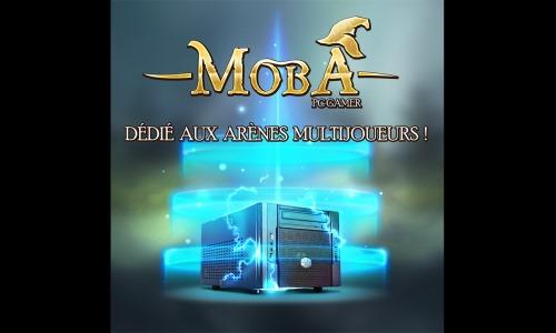 config pc gamer pour moba