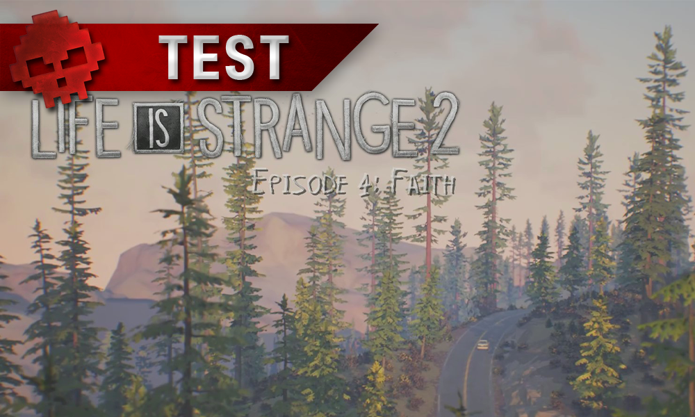 Life Is Strange 2 Episode 4 Vignette Test
