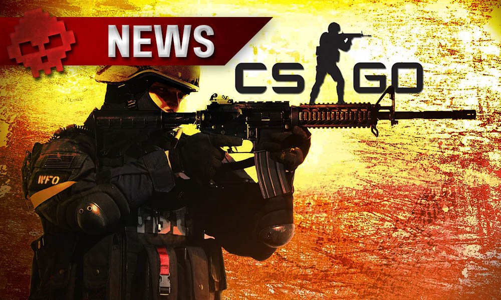 CS: GO – Changements sur Nuke et le système audio - Anti-terroriste tenant une arme et visant avec