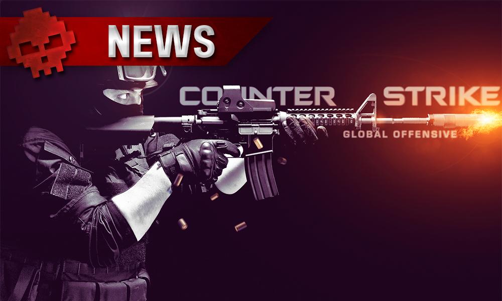 CS:GO - Un nouveau tournoi à Los Angeles en avril - Agent anti-terroriste tirant avec une arme
