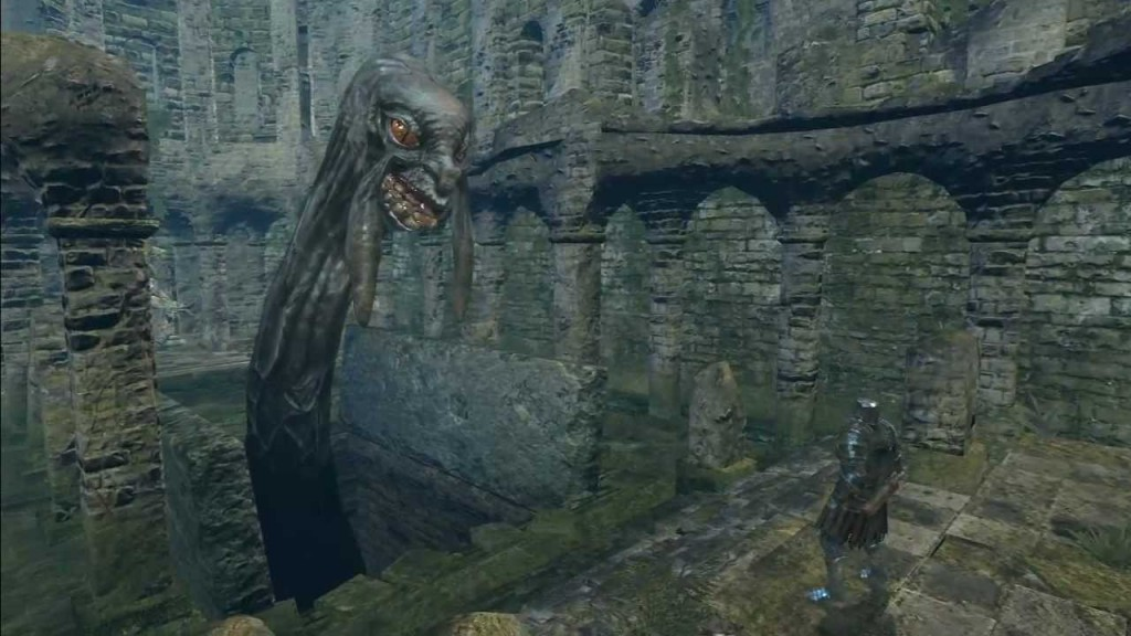 dark souls frampt