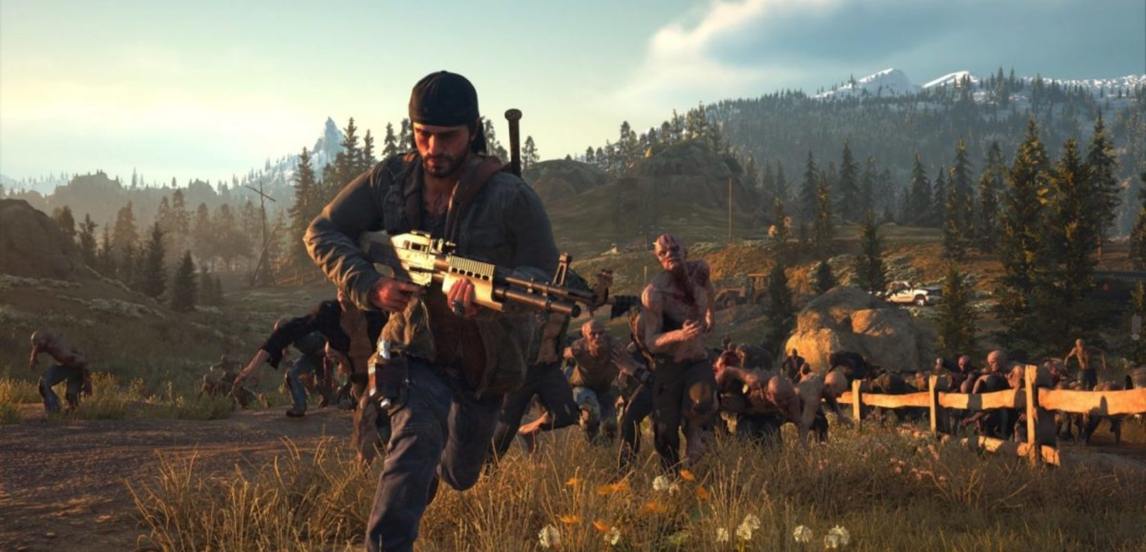 days gone images