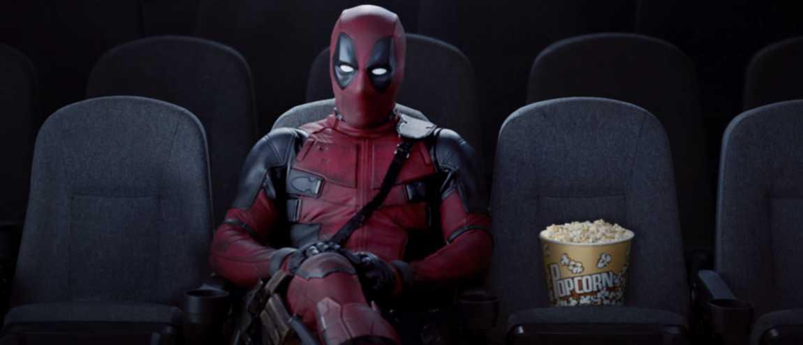 deadpool assis au cinéma