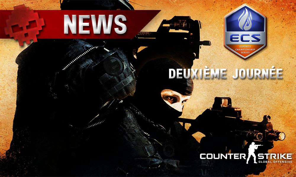 CS: GO - Finales ECS : équipes éliminées et qualifiées - Anti-terroristes tenant des armes