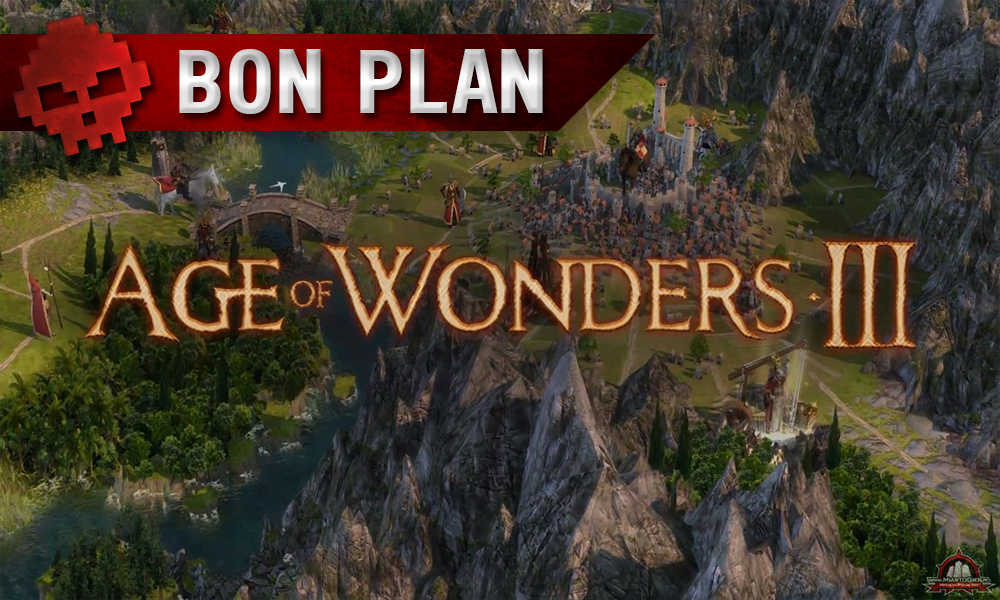 age of wonders 3 bon plan