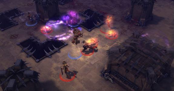 Diablo III matchmaking