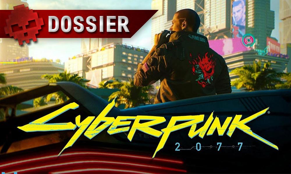 vignette dossier Cyberpunk 2077