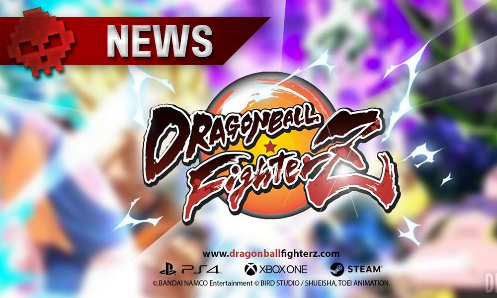 Dragon Ball FighterZ - Trunks sera présent pour la bataille - Logo