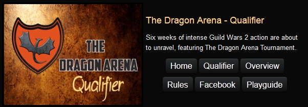 Dragon Arena GW2 Tournament