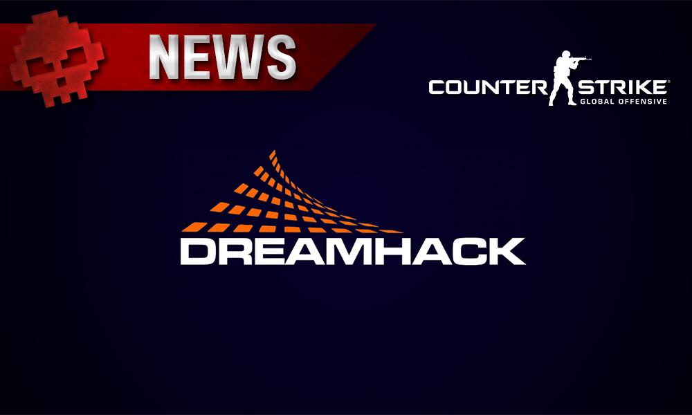 CS: GO - DreamHack Masters Las Vegas : qualifications européennes