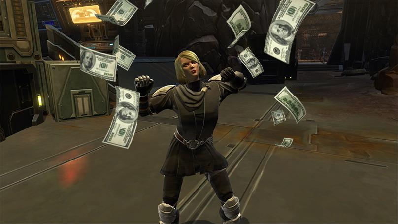 swtor money
