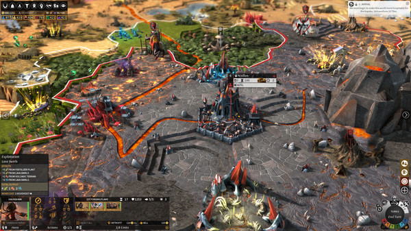 endless legend inferno screenshot terrain kapaku