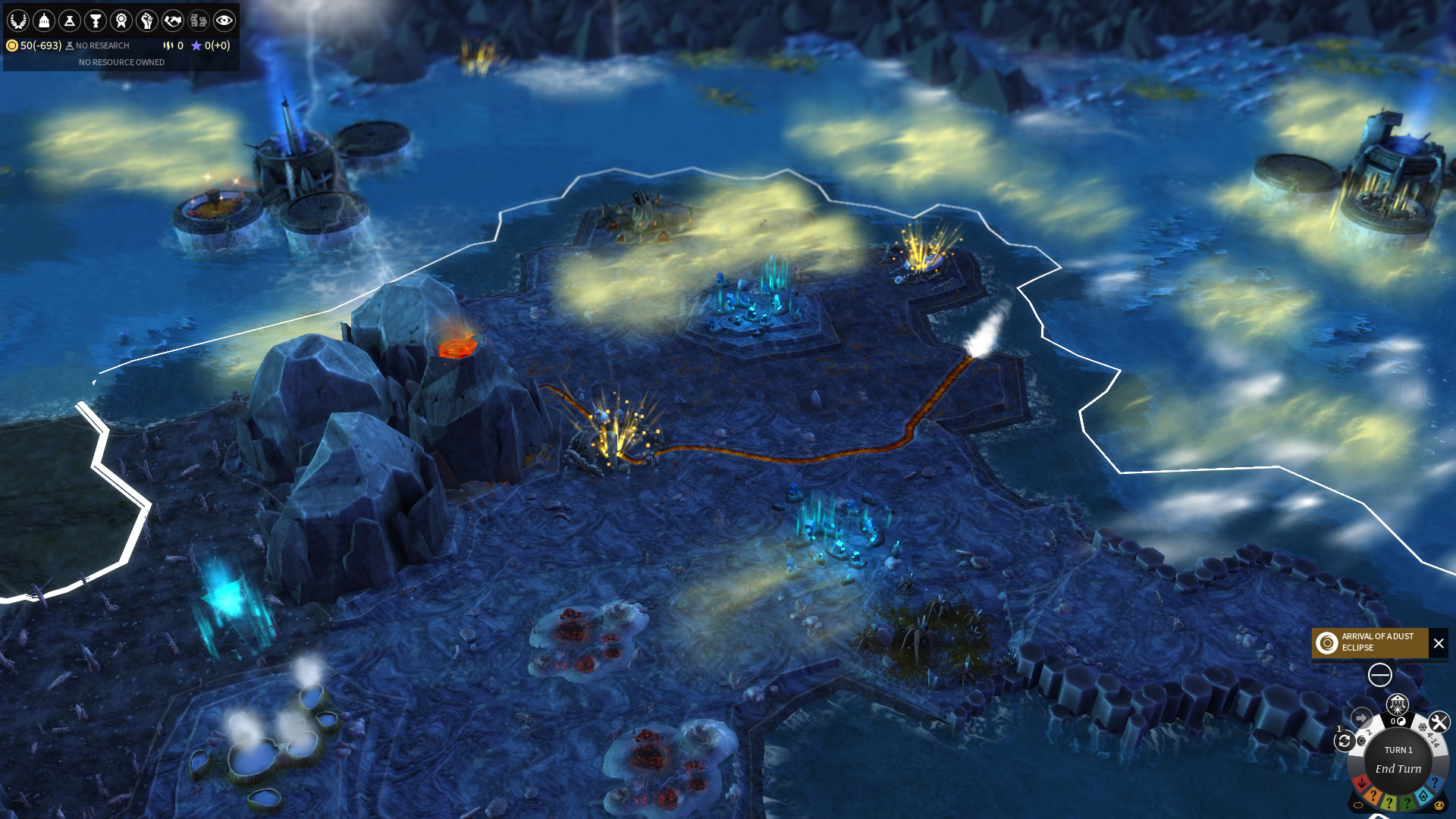 endless legend inferno screenshot
