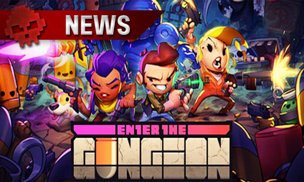 Enter The Gungeon Vignette News