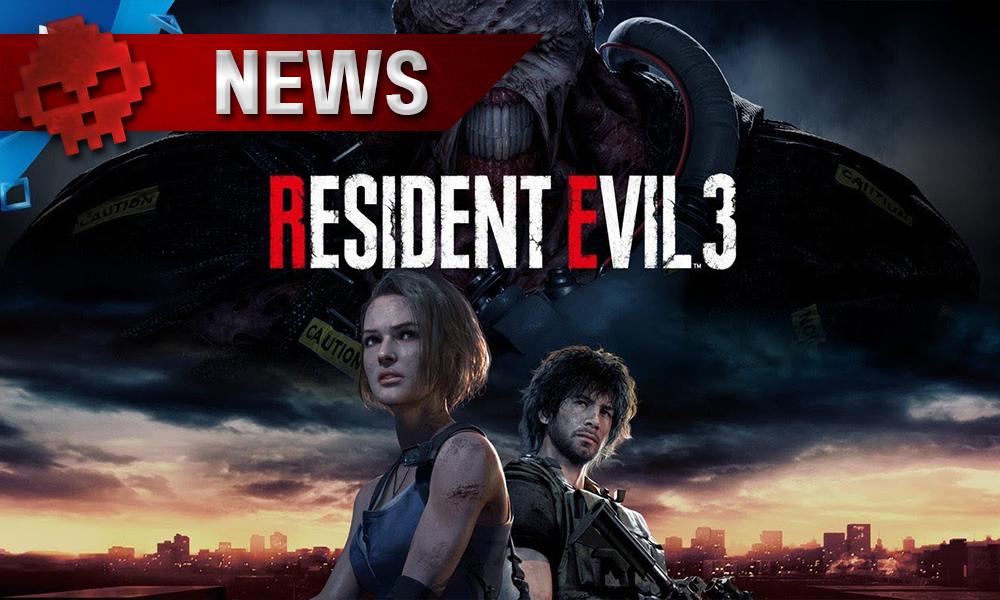 vignette resident evil 3
