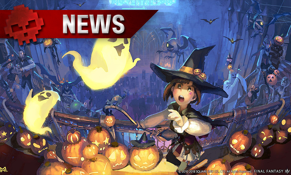ff 14 halloween