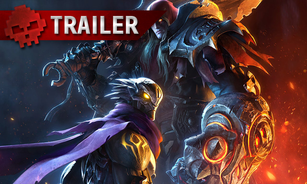 Darksiders Genesis trailer