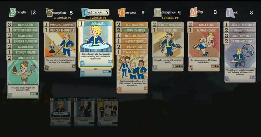 deck perks Fallout 76