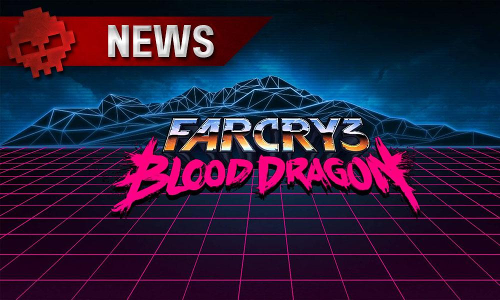 Ubi30 - Récupérez Far Cry 3: Blood Dragon gratuitement