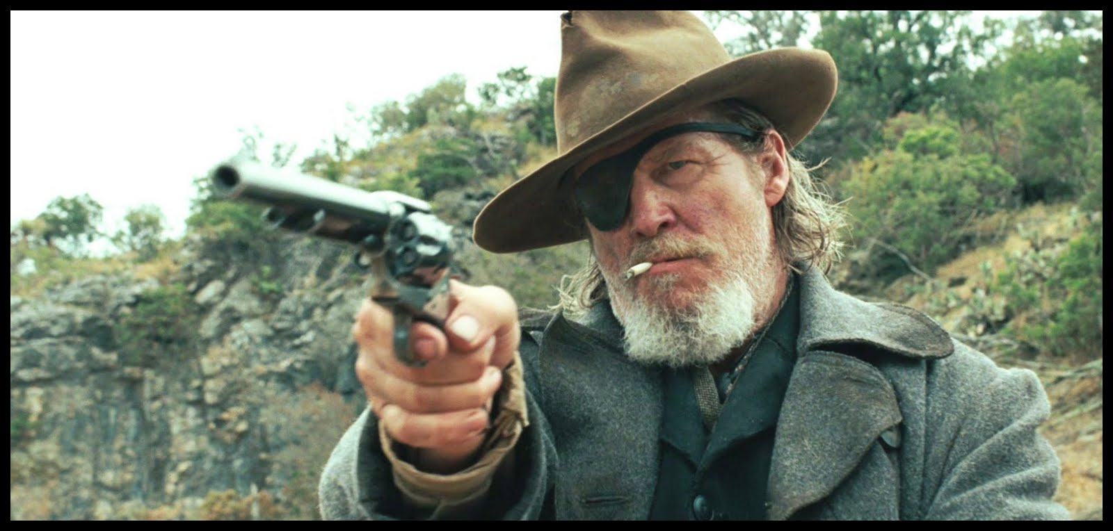 Image tirée du Film TRUE GRIT (2010)