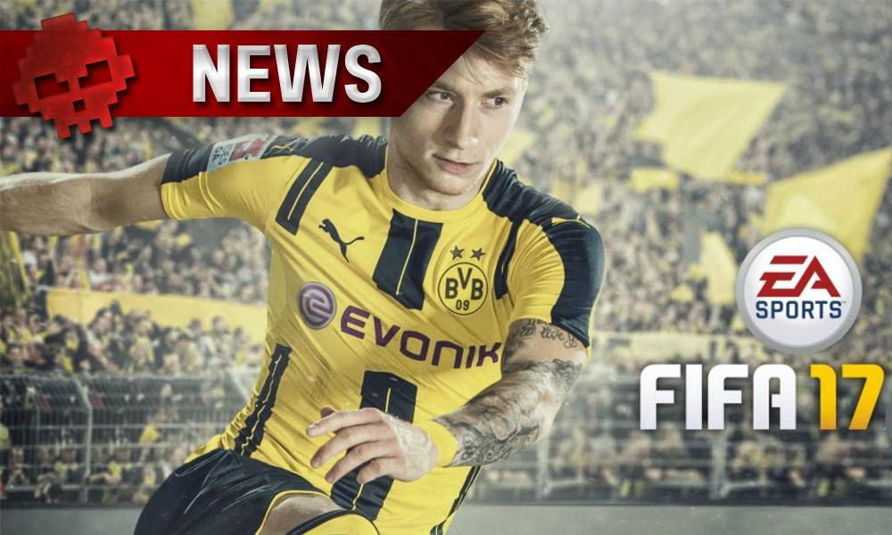 Fifa 17 - Test gratuit ce week-end pour PS4 et Xbox One