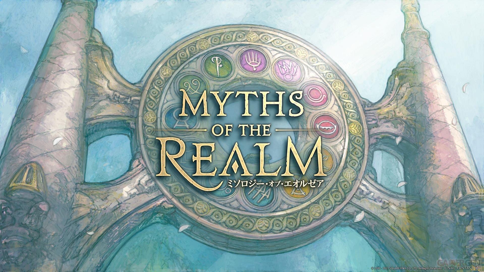 final-fantasy xiv raid alliance myths of the Realm