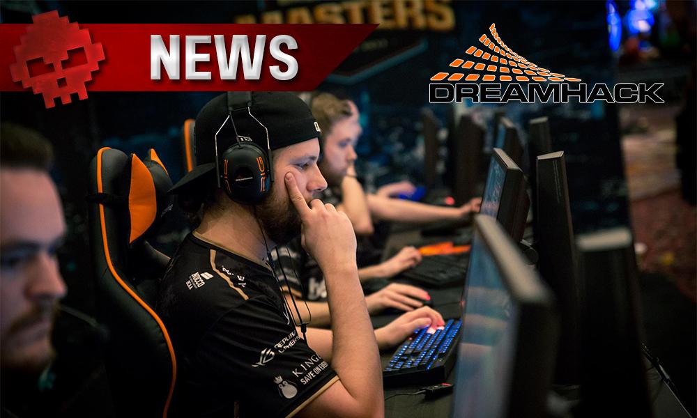 CS: GO - DreamHack Masters Las Vegas : le dernier carré
