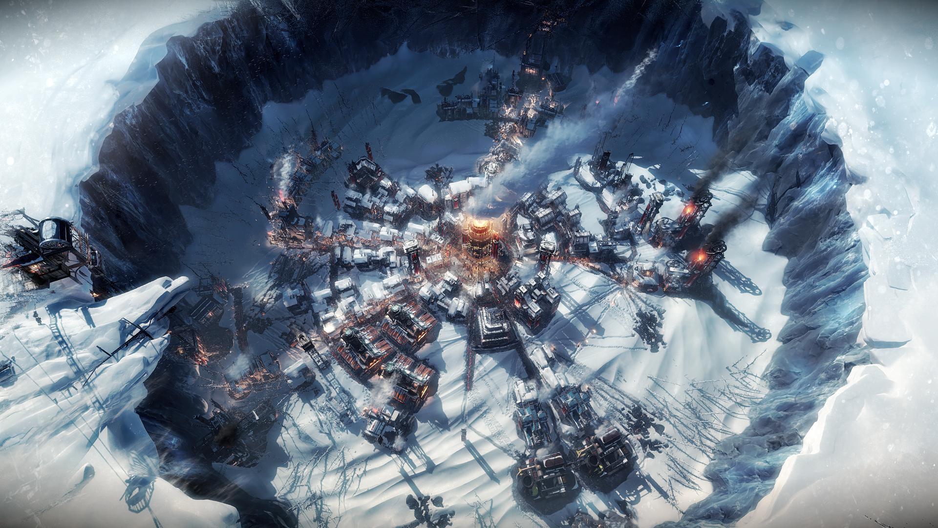screenshot Frostpunk