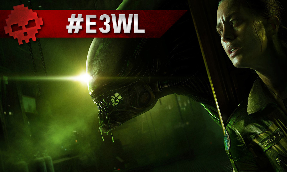 alien isolation e3