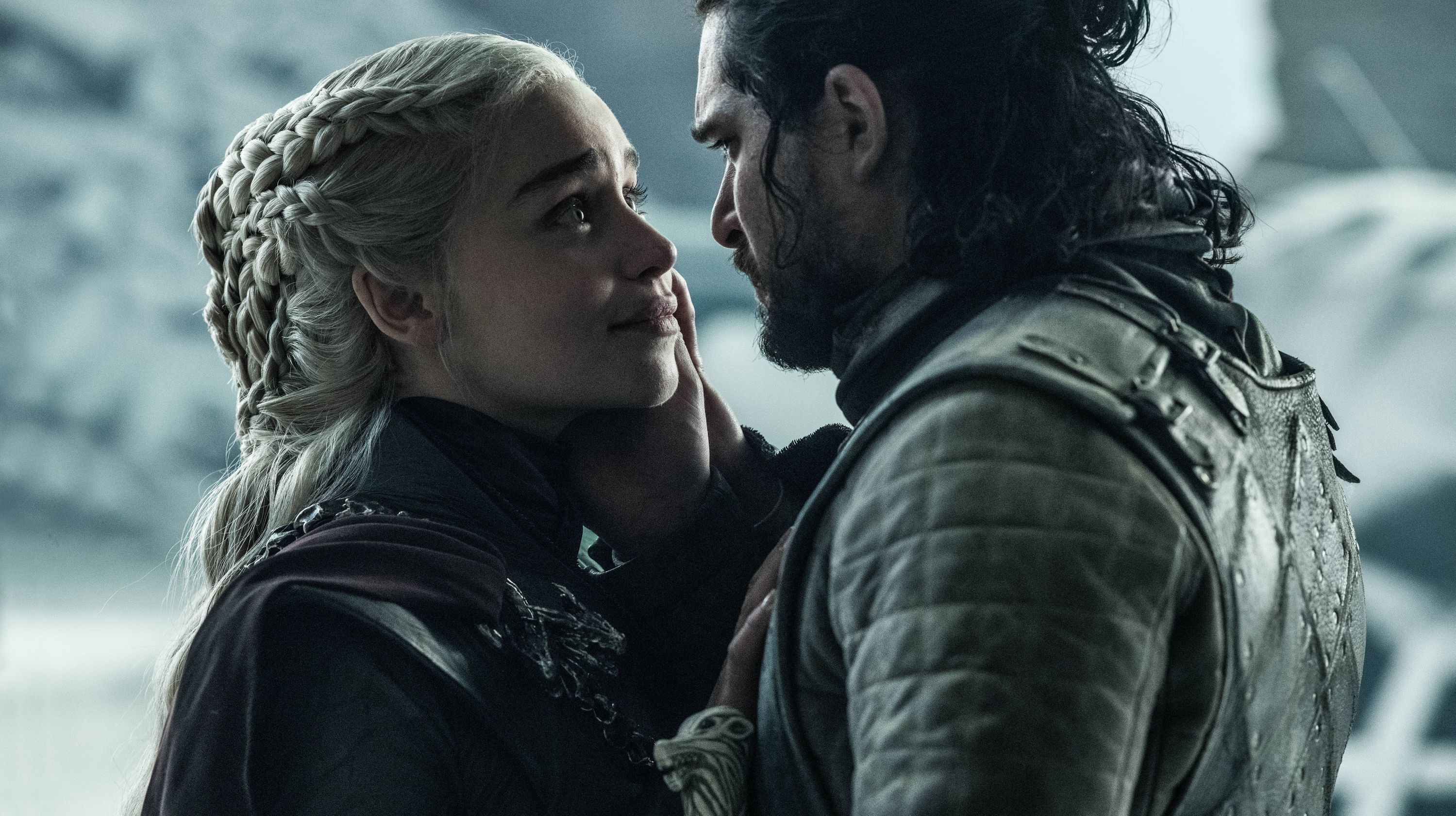 game of thrones daenerys et jon