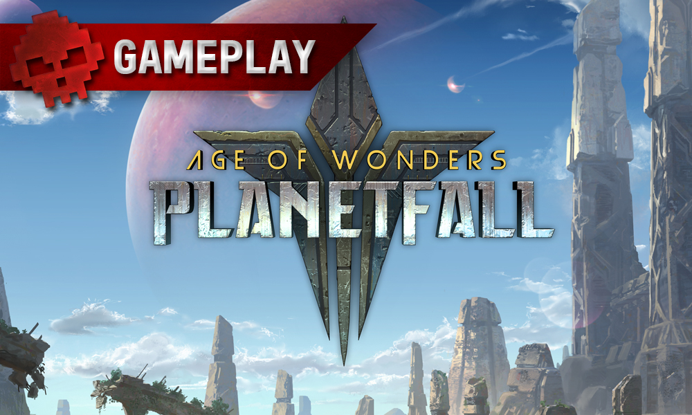 vignette gameplay age of wonders planetfall
