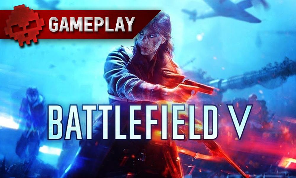 Vignette gameplay Battlefield V