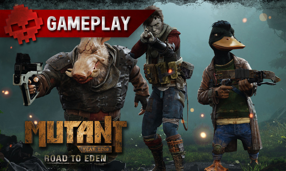 vignette gameplay Mutant Year Zero: Road to Eden
