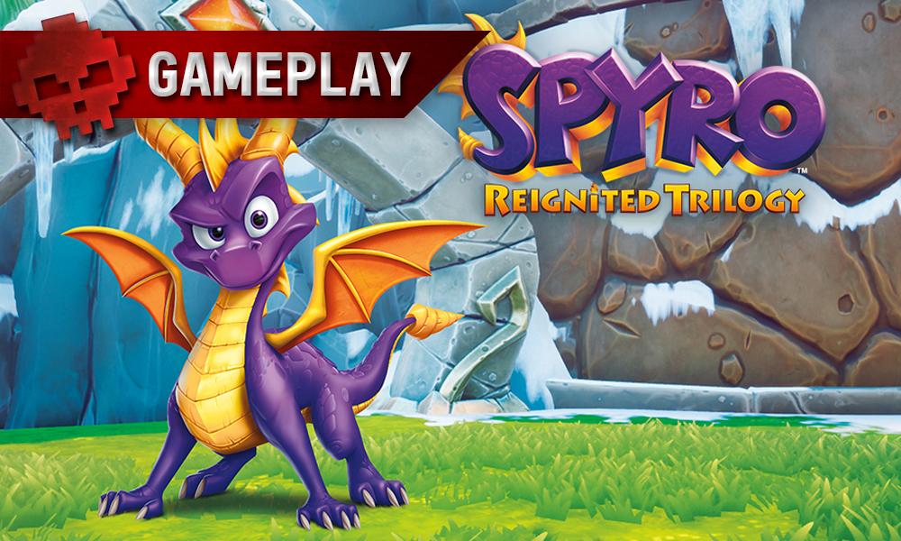 vignette gameplay Spyro Reignited Trilogy
