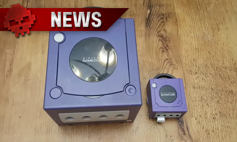 gamecube mini vignette