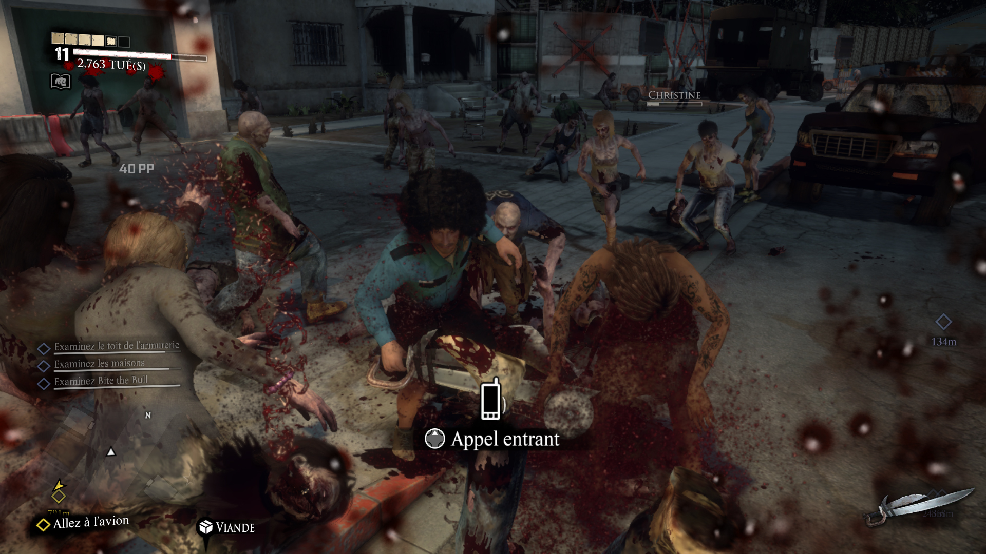 Screenshot Dead Rising 3