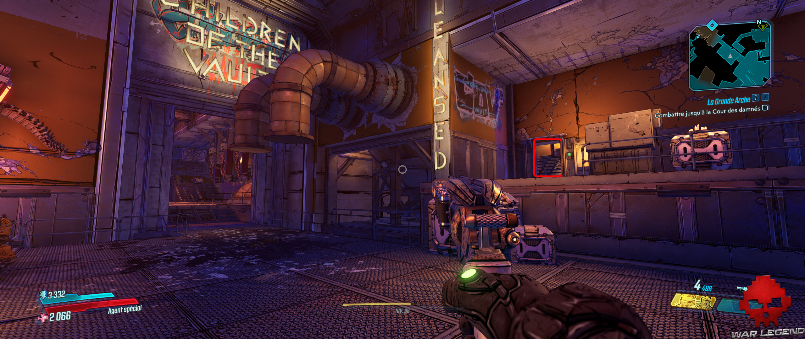guide borderlands 3 claptraps décédés 59