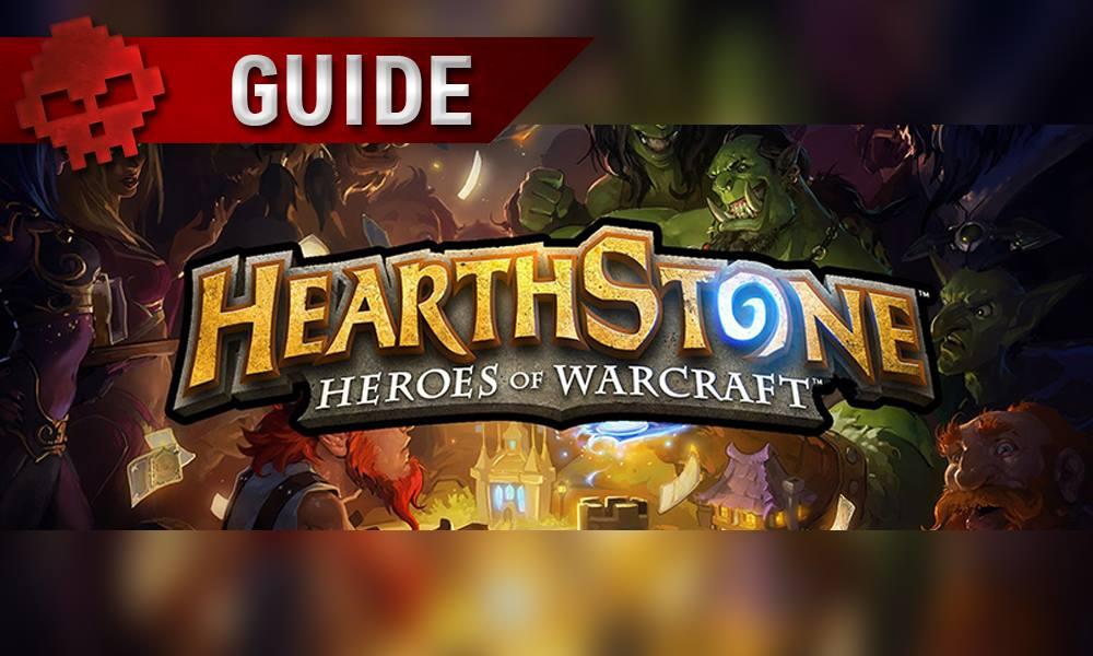 Guide Hearthstone pour débutants - warlegend