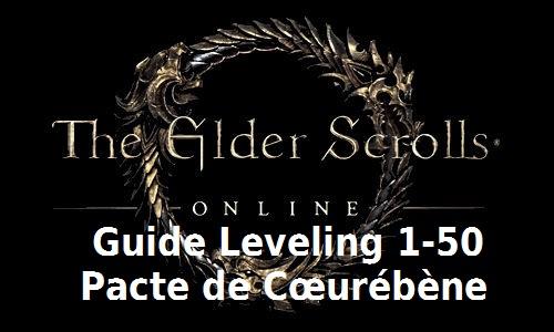 guide xp leveling elder scrolls online