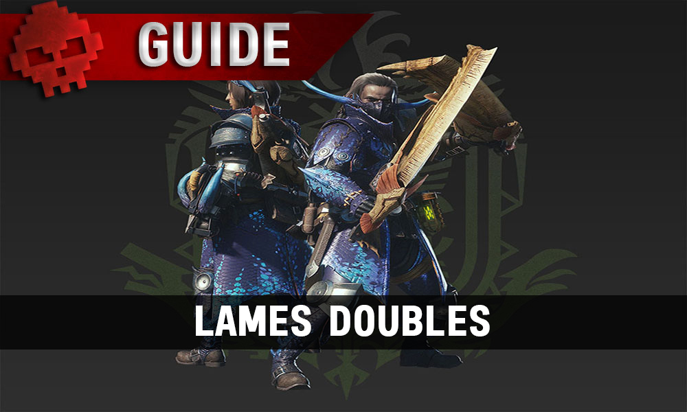 guide lames doubles mh world