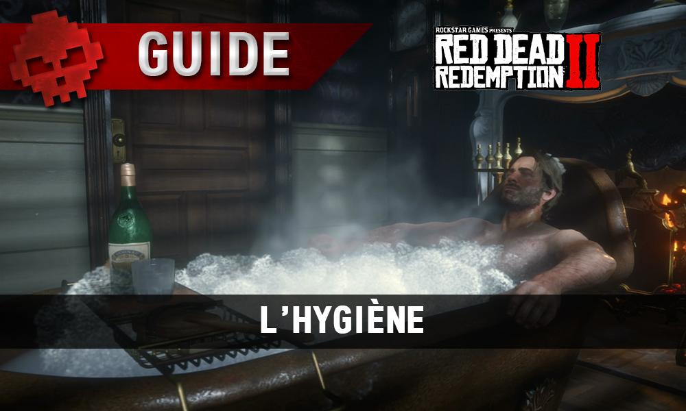 vignette Guide Red Dead Redemption 2 Hygiène